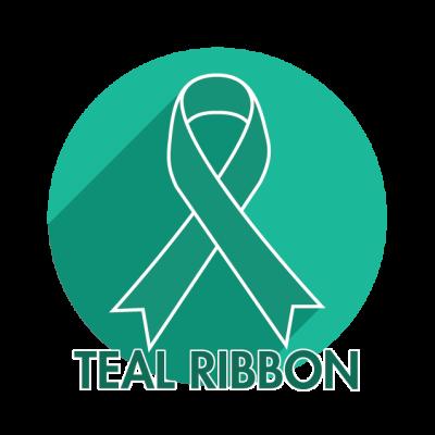 Teal Level Sponsor – $5,000 Investment