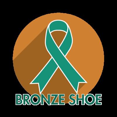 Bronze Shoe Sponsor – $500 Investment