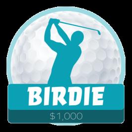 Birdie Sponsor