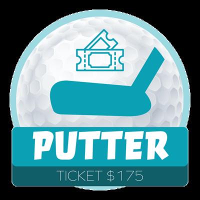 Putter Ticket